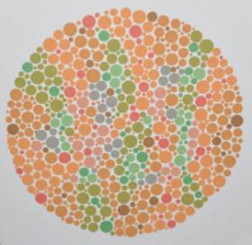 色覚 検査 セルフ チェック
